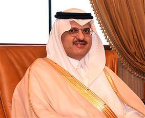 سفير المملكة العربية السعودية لدى البلاد الأمير سلطان بن سعد ال سعود