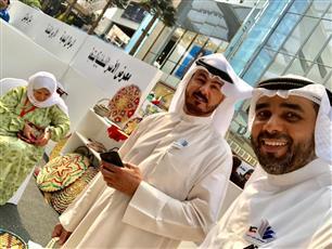موسى الجمعة: وزير الشؤون أهدي كتاب فلسطين في عيون الكويت  لوزراء الشئون الاجتماعية العرب