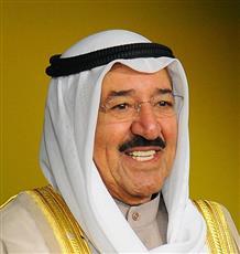سمو أمير البلاد يتلقى رسالة تهنئة من الرئيس الفلسطيني