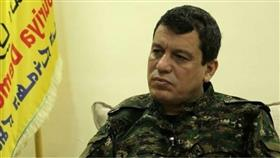 قائد قوات سوريا الديمقراطية مظلوم عبدي