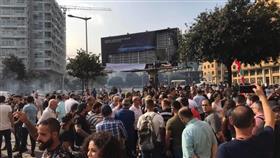 تجدد المظاهرات في لبنان احتجاجًا على الوضع المعيشي.. وإلغاء اجتماع الحكومة
