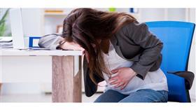 الإجهاد أثناء الحمل يؤثر على دماغ الجنين