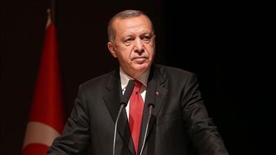 أردوغان يؤكد استمرار مساعي تركيا للانتشار في الشمال السوري