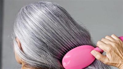 هذه هي العلامات التي تدلّ على شيخوخة الشعر