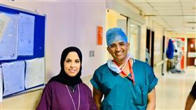 بمشاركة هندية.. مستشفى «العدان»  يجري 25 عملية مناظير دقيقة