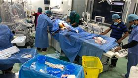 مركز الدبوس للقلب في العدان ينقذ حياة مريض بجراحة استمرت «٤ ساعات»