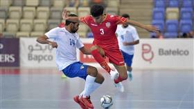 جانب من مباراة الكويت والبحرين