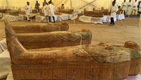 كنز أثري بمصر.. 30 تابوتا بالأقصر تكشف حياة الفراعنة
