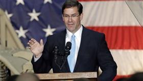 وزير الدفاع الأمريكي: نقل 1000 جندي أمريكي منسحب من سوريا إلى العراق