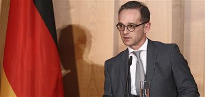 وزير الخارجية الألماني: الهجوم التركي على شمال سوريا انتهاك للقانون الدولي
