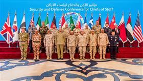 رؤساء الأركان الخليجيون يناقشون وعدد من نظرائهم أمن المنطقة واستقرارها