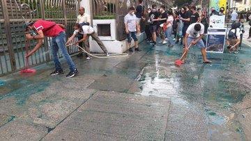 هونغ كونغ تعتذر للمسلمين: ذلك لن يحدث مرة أخرى
