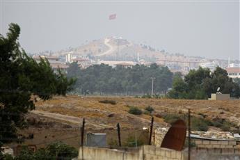 الحدود السورية مع تركيا