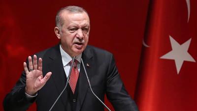 أردوغان: سنستأنف عملياتنا العسكرية إذا لم يكتمل الانسحاب الكردي من المنطقة الآمنة