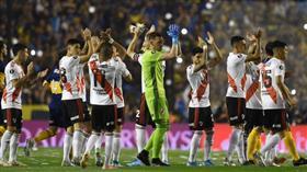 ريفر بليت إلى نهائي كأس ليبرتادوريس على حساب بوكا جونيورز