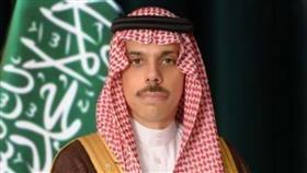 وزير الخارجية السعودي الأمير فيصل بن فرحان آل سعود