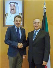 الصليب الأحمر: نتوافق مع الكويت حول القضايا الإنسانية المختلفة