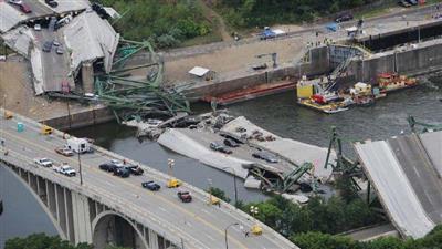 دراسة.. تغير المناخ يهدد بتدمير ربع الجسور المعدنية في العالم بحلول العام 2040