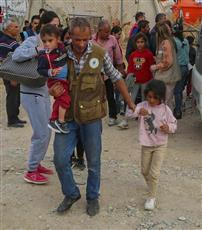«كردستان»: ارتفاع عدد اللاجئين السوريين لأكثر من 10 آلاف شخص