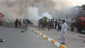 «الدفاع العراقية»: استهداف معسكر التاجي بصاروخ دون خسائر