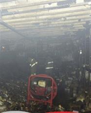 السيطرة على حريق مخزن تابع لـ «طوارئ الكهرباء» في صباح السالم