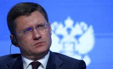 وزير الطاقة الروسي: إنتاج روسيا النفطي ينخفض 211 ألف برميل على أساس سنوي.. أكتوبر الماضي