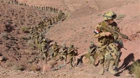 الجيش المصري: مقتل 83 إرهابيًا في سيناء