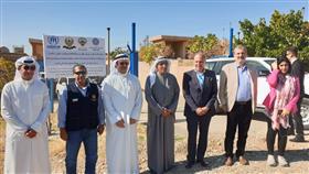 «صندوق التنمية»: مشاريع لدعم أوضاع اللاجئين السوريين بكردستان العراق
