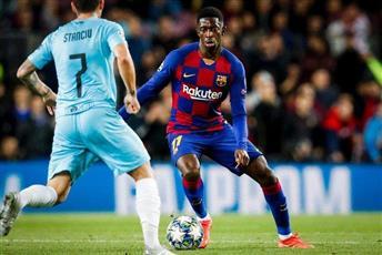 برشلونة يواصل أداءه الباهت.. ويخرج بالتعادل السلبي أمام المتواضع سلافيا براغ