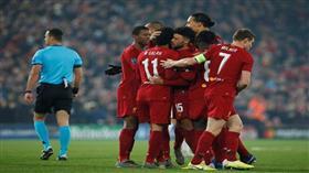 دوري الأبطال.. ليفربول يقتنص صدارة المجموعة الخامسة بثنائية جينك