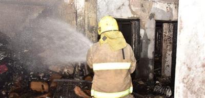 «الإطفاء»: إخماد حريق اندلع في عمارة بجليب الشيوخ.. دون إصابات