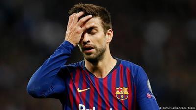 بيكيه: مستوى برشلونة لا يبشر بالخير
