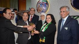 فاطمة الأمير: مشاركة مكتب الشهيد تأتي لتأكد على عمق العلاقات المصرية الكويتية التى امتدت لفترات طويلة بجميع المستويات