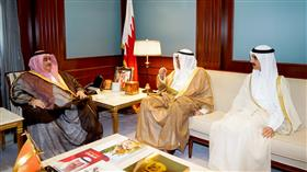 البحرين: للكويت دور كبير في دعم المصالح العربية والاسلامية
