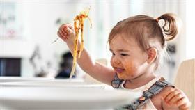هل ابنك يأكل الكثير من المعكرونة؟ لا تقلقي