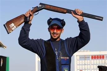الرامي طلال الرشيدي يحجز بطاقة التأهل الثالثة للكويت لاولمبياد «طوكيو 2020»