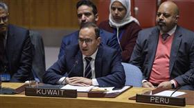 الكويت تجدد مناشدتها للأطراف الليبية ضبط النفس والعودة للحوار