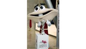 الكواري: زيارة «صديفي » تميمة دورة الخليج للكويت مهمة وإيجابية جداً