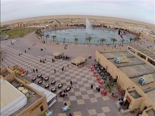 قرية (صباح الأحمد) التراثية