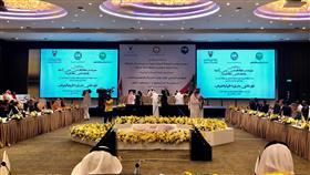 جانب من انطلاق المؤتمر ال11 لوزراء التربية والتعليم العرب