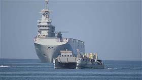 الجيش المصري ينفذ عملية إنزال بحري غير مسبوقة.. لحماية «المتوسط»