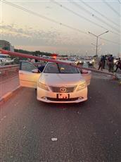 «الداخلية»: حادث على مخرج منطقة الظهر باتجاه طريق الملك فهد