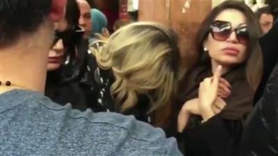 خطيبة هيثم زكي تنهار.. وتغلق حساباتها في مواقع التواصل
