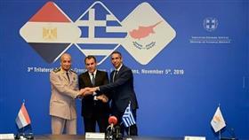 وزراء دفاع مصر وقبرص واليونان يطالبون بوقف تنقيب تركيا
