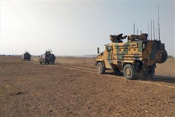 دوريات تركية وروسية في شمال سوريا