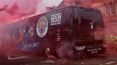 «مان سيتي» يطالب «ليفربول» بضمان أمن حافلة لاعبيه قبل قمة الأحد