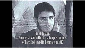 الدنماركي من أصل لبناني باسل حسن المشتبه بتورطه في تفجير الطائرة الروسية فوق سيناء (روسيا اليوم)
