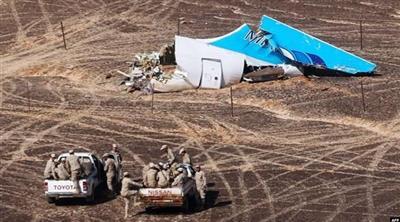 تقرير يكشف هوية المتورط في تفجير الطائرة الروسية فوق سيناء