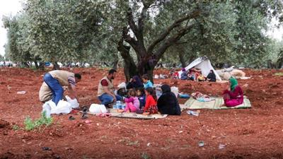 قسد: نزوح 30 ألف مدني جراء عمليات تركيا في سوريا