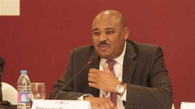 وزير المالية السوداني إبراهيم البدوي